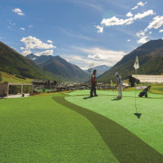 In City Golf Livigno 2015