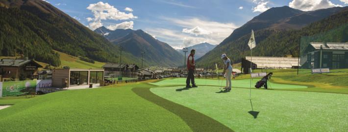 In City Golf Livigno 2015